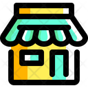 Online Shop Shopping Store Commerce Icon
