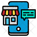 Online Shop Shopping Icon