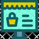 Ecommerce Shop Shopping Icon