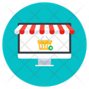 Online Shopping Buy Online Online Shop Icon