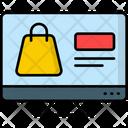 Online Shop Online Shop Icon