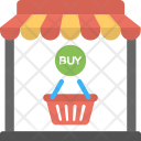 Online Store Shop Icon