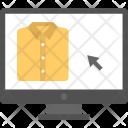 Online Shop E Commerce Icon