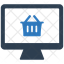 Ecommerce Online Store Shop Icon