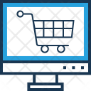 Shopping Online Cart Icon