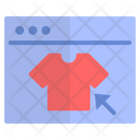 Online Business Shopping Icon