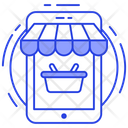 Online Store Online Shopping Internet Shopping Icon