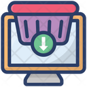 Ecommerce Internet Shopping Online Shopping Icon