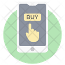 M Commerce E Commerce Online Shopping Icon