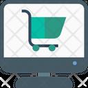 Shopping Web Cart Icon