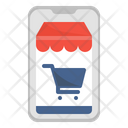 Online Order Shopping Icon