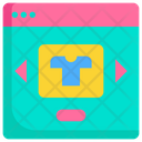 Interface Shopping Online Icon