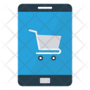 Ecommerce Shopping Mobile Icon
