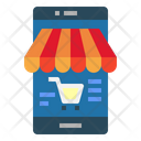 Shopping Store Online Icon