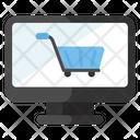 Ecommerce Internet Shopping Online Shopping Icon