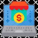 Shopping Marketing Store Icon