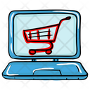 Online Shopping Online Buying Buy Online Icon