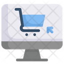 Market Place Online Shop Shopping Icon