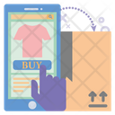 Shopping Online Buy Icon
