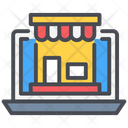 Commerce Online Shop Icon