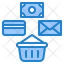 Money Ecommerce Mail Icon