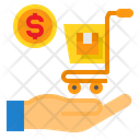 Payment Online Shopping Icon