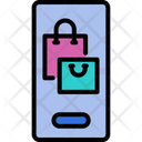 Online Shopping E Commerce Payment Icon