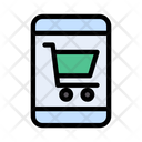 Cart Shopping Mobile Icon