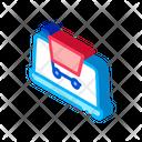 Internet Web Shop Icon