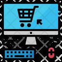 Online Shop Cart Icon