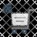 Online Shopping Shopping E Commerce Icon