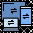 Platforms Technology Remote Icon
