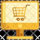 Online Shopping Ecommerce Shopping Icon