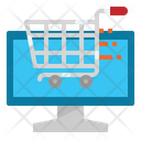 Shopping Cart Computer Icon
