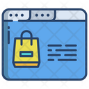 Kartboard Web Site Shopping Site Icon