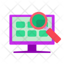 Online Shopping Ecommerce Online Icon