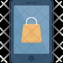 Buy Shopping Mobile Icon