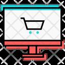 Online Shopping Shopping Ecommerce Icon