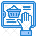 Shopping Mobilephone Online Icon