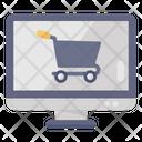 Buying Internet Buying Internet Shopping Icon