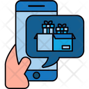 Online Shopping Online Shop Cart Icon