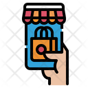 Online Shopping Online Shop Icon