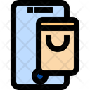 Online Shopping Mobile Application App Icon