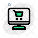 Online Shopping Shopping Online Shop Icon