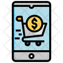 Online Shopping Online Payment Online Banking Icon