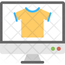 Online Shopping Internet Icon