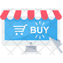 Online Shopping Online Shopping Icon