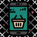 Online Shopping Online Basket Basket Icon