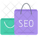 Seo Promotion Marketing Icon