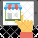 Online Shop Store Icon